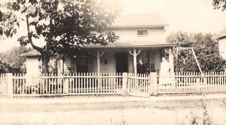 Adolph Willi Blumenstiel Home